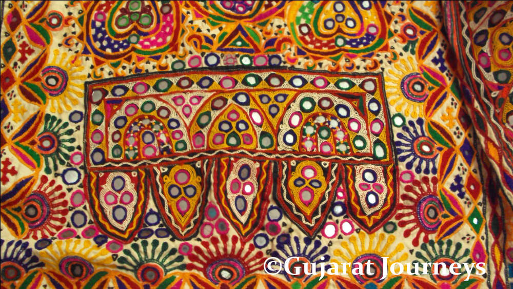 Rabari Embroidery